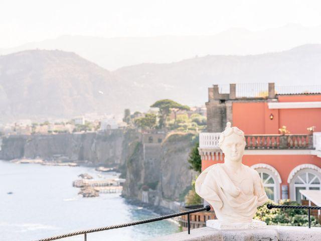 Il matrimonio di Biagio e Veronica a Sorrento, Napoli 10