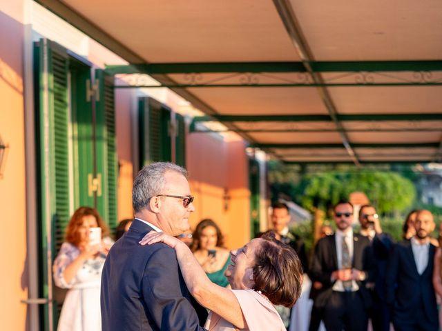 Il matrimonio di Biagio e Veronica a Sorrento, Napoli 44