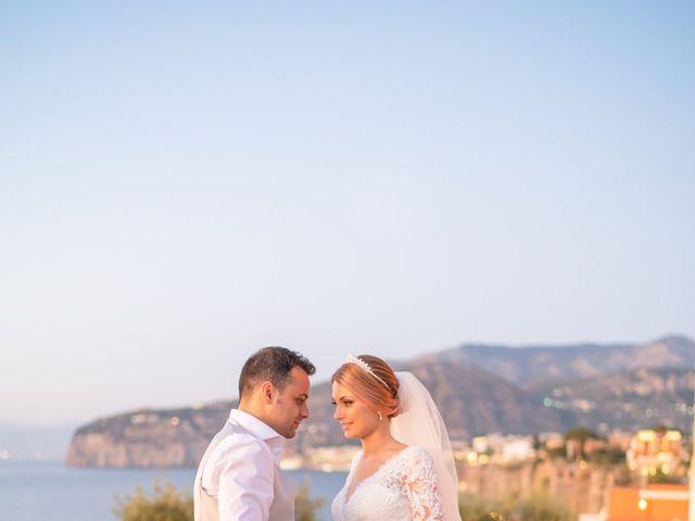 Il matrimonio di Biagio e Veronica a Sorrento, Napoli 47