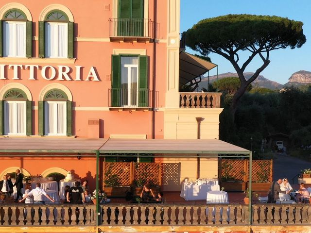 Il matrimonio di Biagio e Veronica a Sorrento, Napoli 3