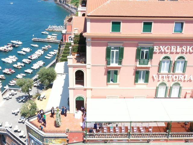 Il matrimonio di Biagio e Veronica a Sorrento, Napoli 50