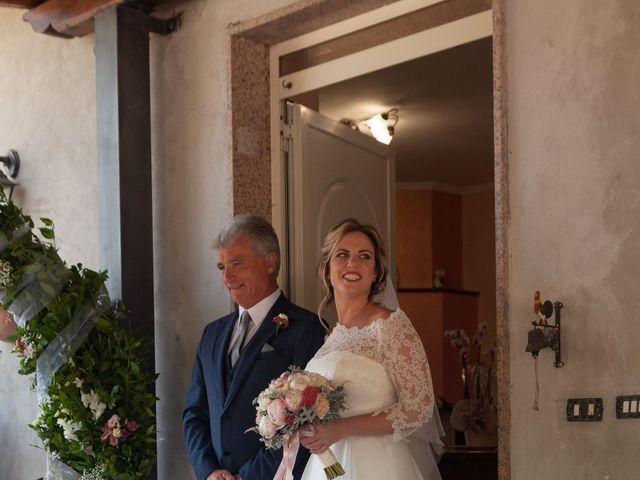 Il matrimonio di Luca e Lorenza a Alatri, Frosinone 142