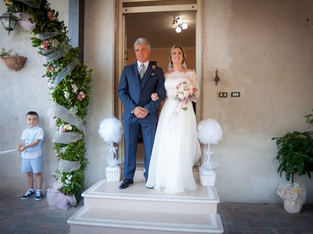 Il matrimonio di Luca e Lorenza a Alatri, Frosinone 144