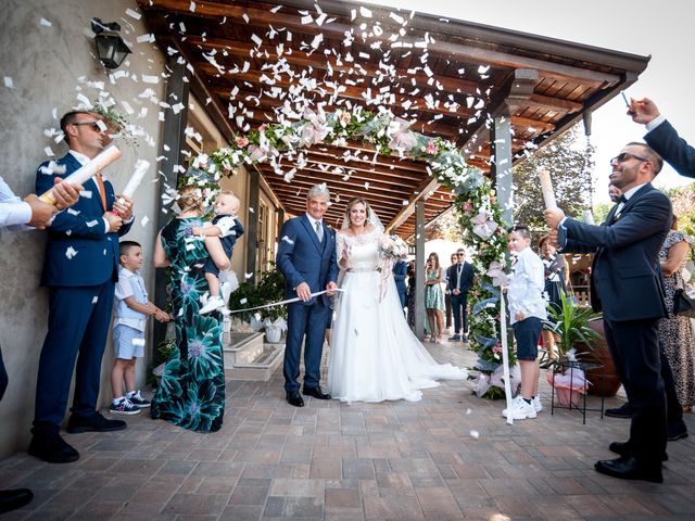 Il matrimonio di Luca e Lorenza a Alatri, Frosinone 148