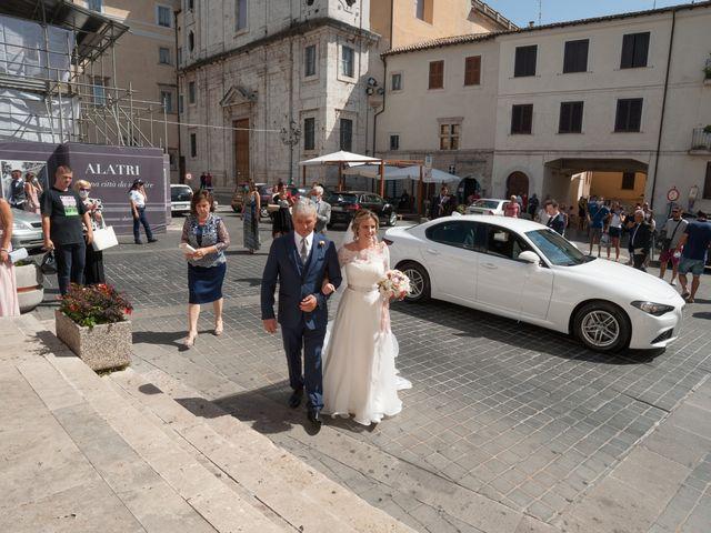 Il matrimonio di Luca e Lorenza a Alatri, Frosinone 160