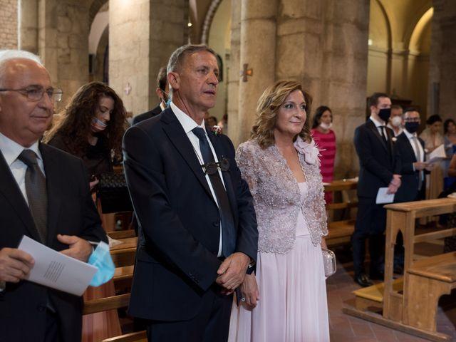 Il matrimonio di Luca e Lorenza a Alatri, Frosinone 176