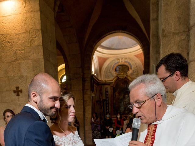 Il matrimonio di Luca e Lorenza a Alatri, Frosinone 203