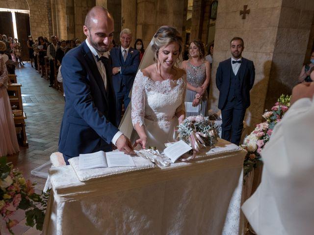 Il matrimonio di Luca e Lorenza a Alatri, Frosinone 206