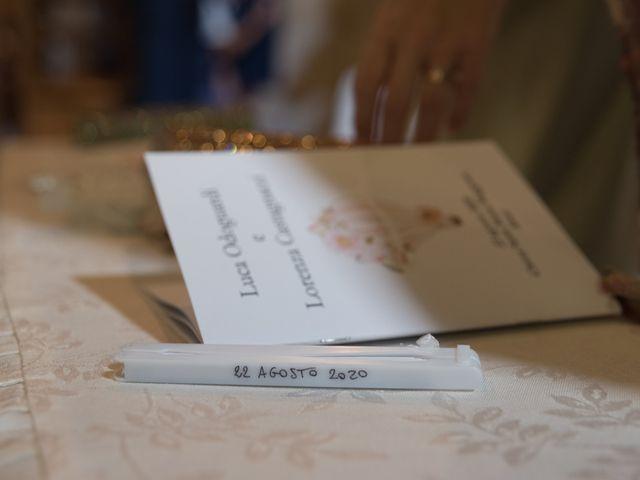 Il matrimonio di Luca e Lorenza a Alatri, Frosinone 230