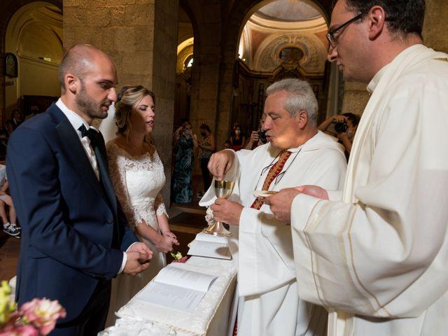 Il matrimonio di Luca e Lorenza a Alatri, Frosinone 236