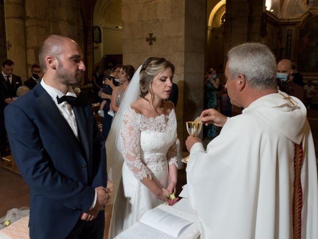 Il matrimonio di Luca e Lorenza a Alatri, Frosinone 237