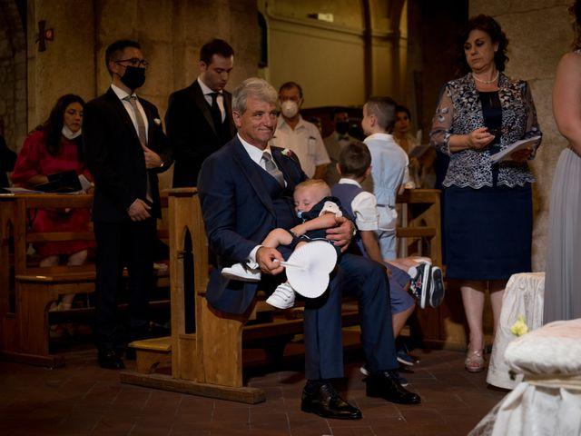Il matrimonio di Luca e Lorenza a Alatri, Frosinone 245