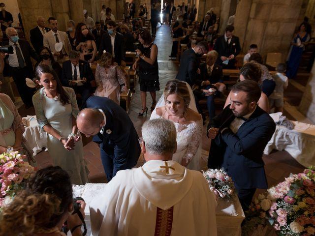 Il matrimonio di Luca e Lorenza a Alatri, Frosinone 248