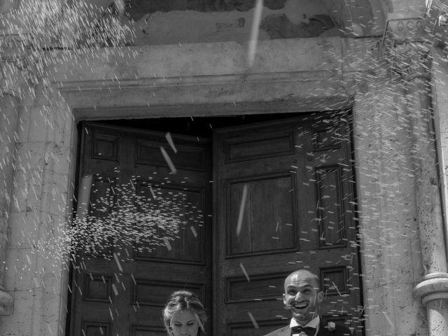 Il matrimonio di Luca e Lorenza a Alatri, Frosinone 265