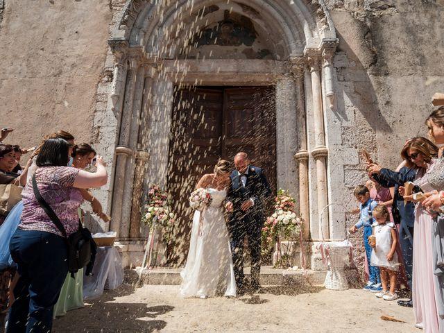 Il matrimonio di Luca e Lorenza a Alatri, Frosinone 276