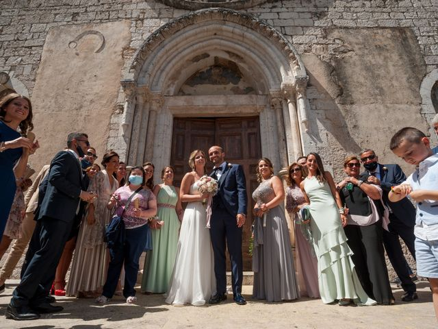 Il matrimonio di Luca e Lorenza a Alatri, Frosinone 282