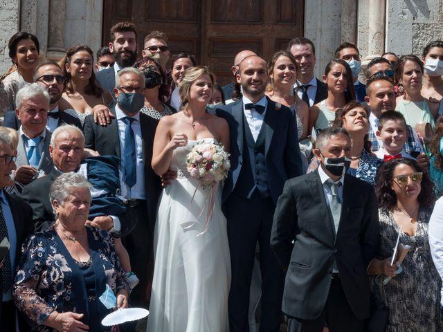 Il matrimonio di Luca e Lorenza a Alatri, Frosinone 284