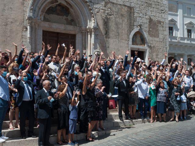 Il matrimonio di Luca e Lorenza a Alatri, Frosinone 285