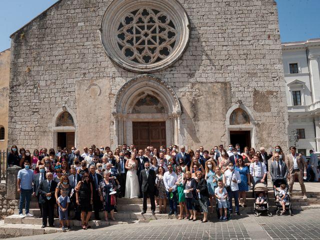 Il matrimonio di Luca e Lorenza a Alatri, Frosinone 286