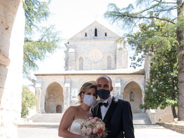 Il matrimonio di Luca e Lorenza a Alatri, Frosinone 306
