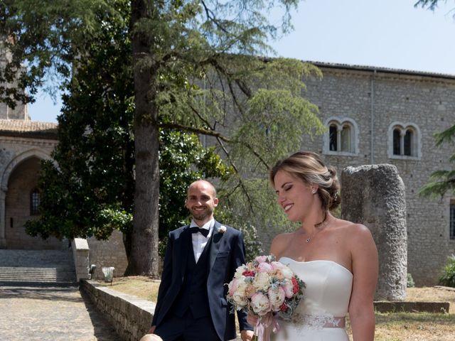 Il matrimonio di Luca e Lorenza a Alatri, Frosinone 312