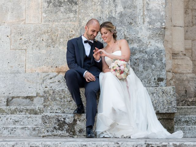Le nozze di Lorenza e Luca