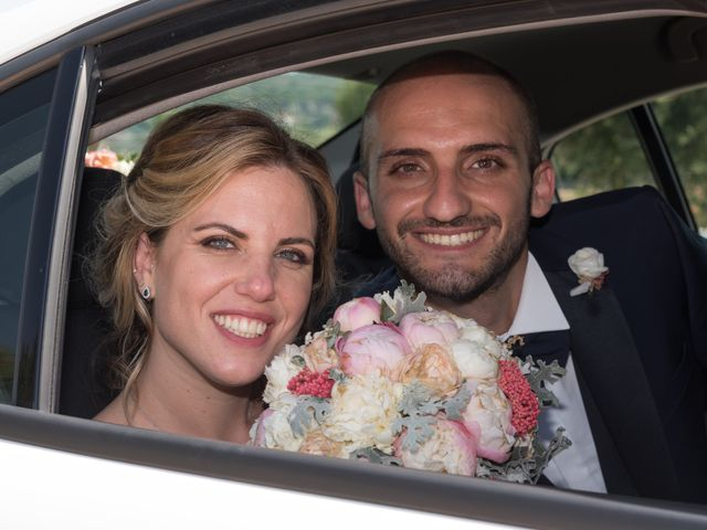 Il matrimonio di Luca e Lorenza a Alatri, Frosinone 343