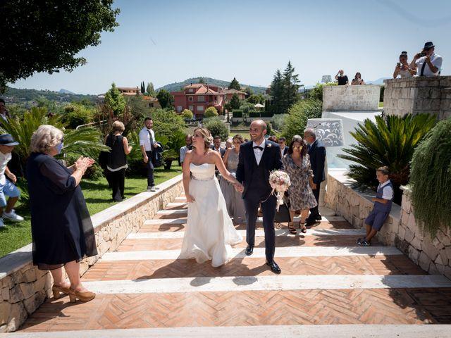 Il matrimonio di Luca e Lorenza a Alatri, Frosinone 346