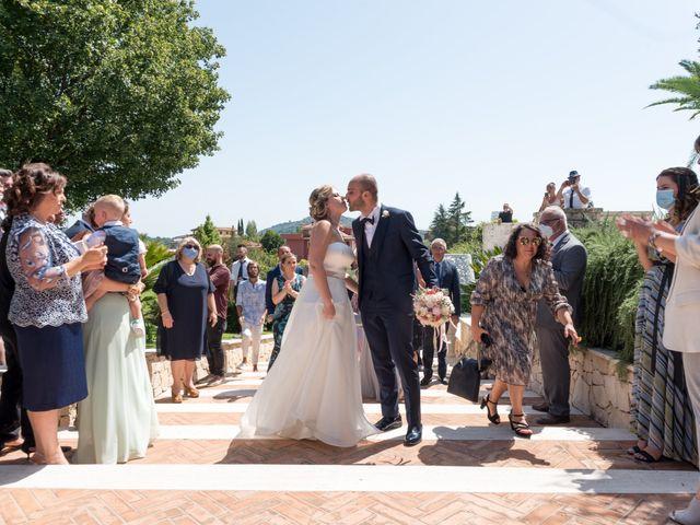 Il matrimonio di Luca e Lorenza a Alatri, Frosinone 347