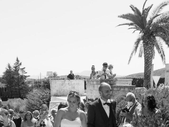 Il matrimonio di Luca e Lorenza a Alatri, Frosinone 349