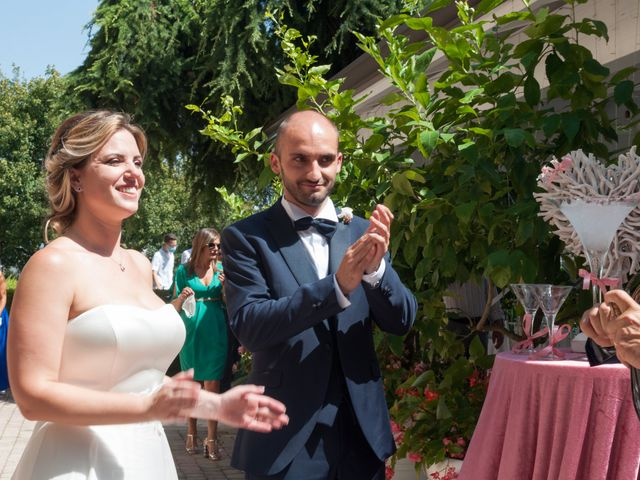 Il matrimonio di Luca e Lorenza a Alatri, Frosinone 350