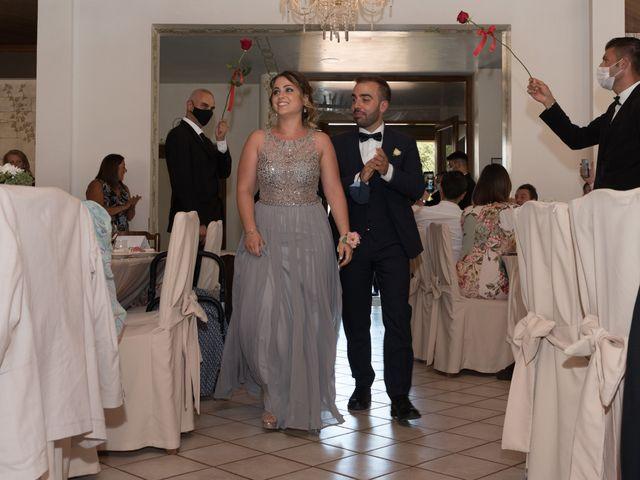 Il matrimonio di Luca e Lorenza a Alatri, Frosinone 357