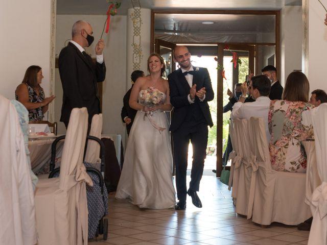 Il matrimonio di Luca e Lorenza a Alatri, Frosinone 358