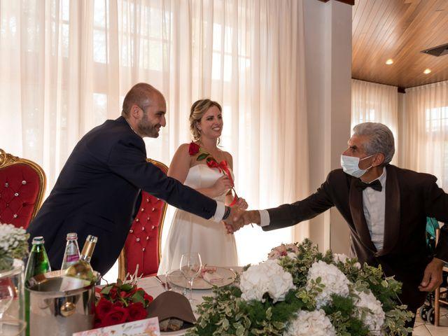 Il matrimonio di Luca e Lorenza a Alatri, Frosinone 367