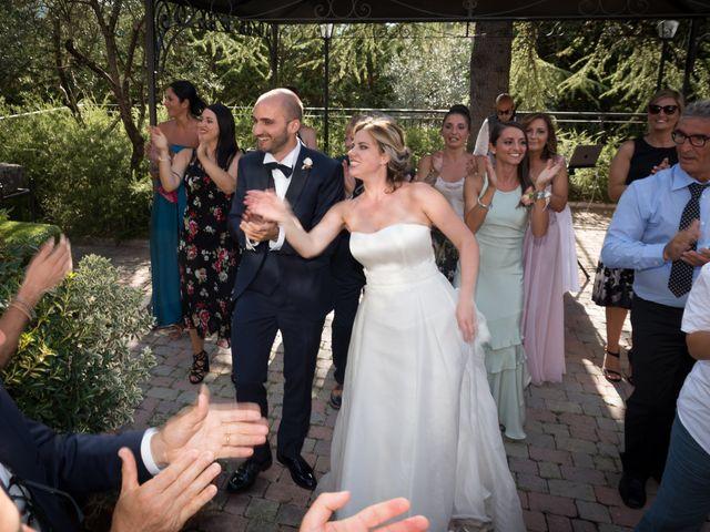 Il matrimonio di Luca e Lorenza a Alatri, Frosinone 416