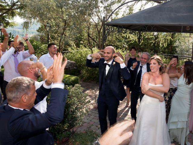 Il matrimonio di Luca e Lorenza a Alatri, Frosinone 417