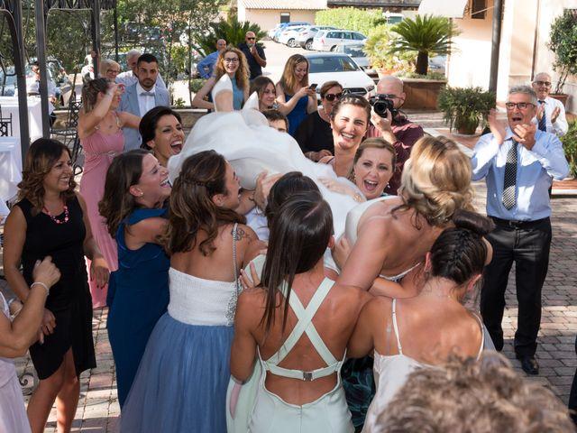 Il matrimonio di Luca e Lorenza a Alatri, Frosinone 418