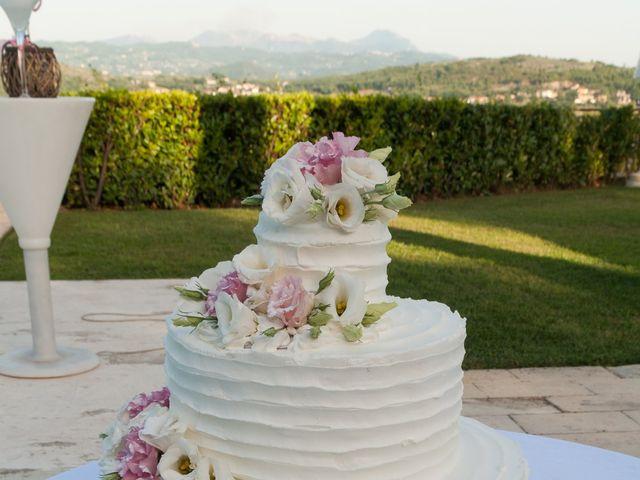 Il matrimonio di Luca e Lorenza a Alatri, Frosinone 434