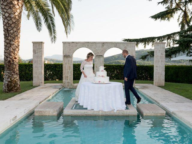 Il matrimonio di Luca e Lorenza a Alatri, Frosinone 436