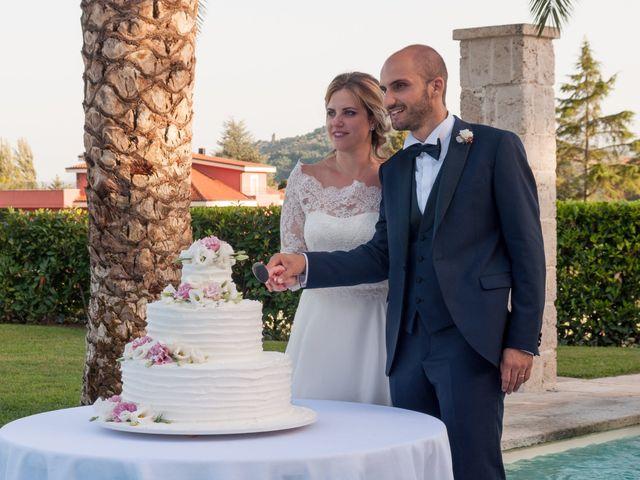 Il matrimonio di Luca e Lorenza a Alatri, Frosinone 438
