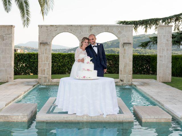 Il matrimonio di Luca e Lorenza a Alatri, Frosinone 439