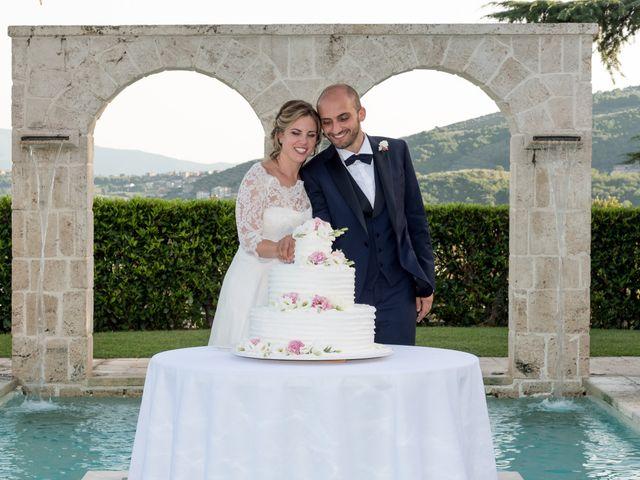 Il matrimonio di Luca e Lorenza a Alatri, Frosinone 440