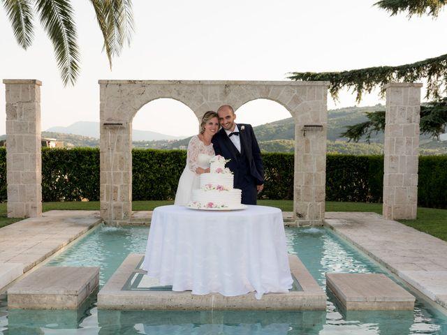 Il matrimonio di Luca e Lorenza a Alatri, Frosinone 441
