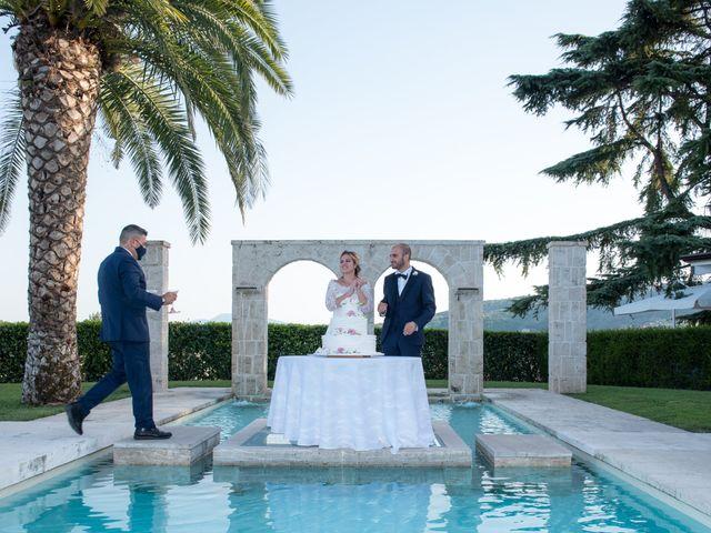 Il matrimonio di Luca e Lorenza a Alatri, Frosinone 442