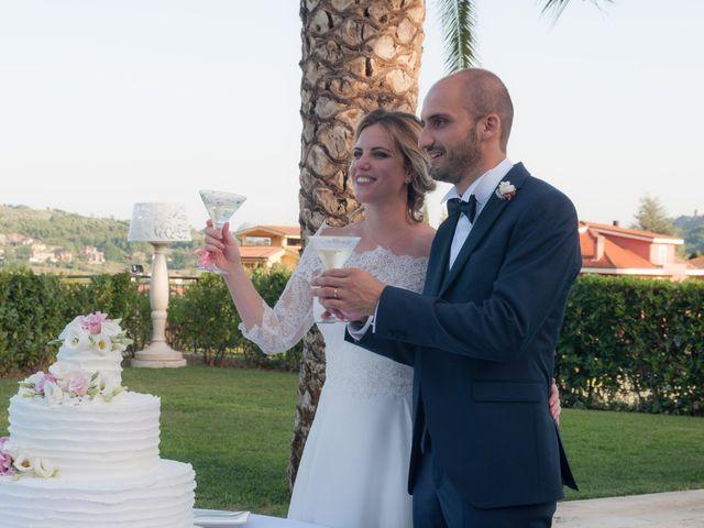 Il matrimonio di Luca e Lorenza a Alatri, Frosinone 443