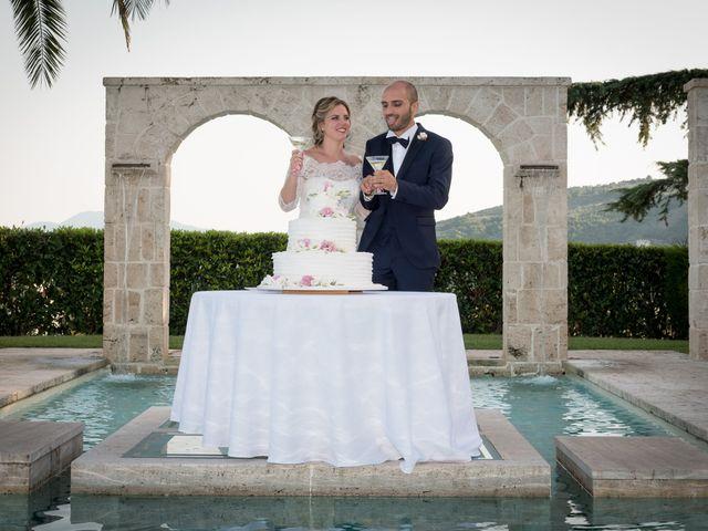 Il matrimonio di Luca e Lorenza a Alatri, Frosinone 444