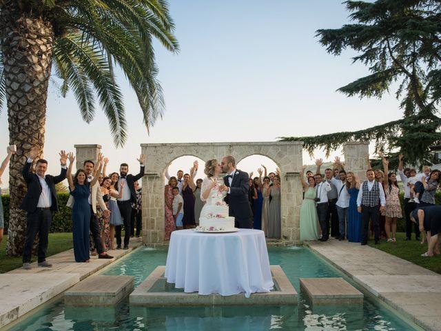 Il matrimonio di Luca e Lorenza a Alatri, Frosinone 447