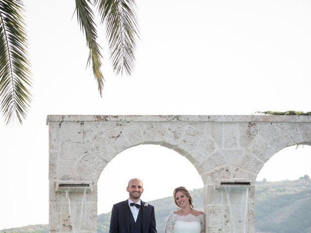 Il matrimonio di Luca e Lorenza a Alatri, Frosinone 453