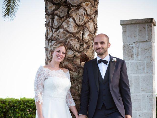 Il matrimonio di Luca e Lorenza a Alatri, Frosinone 457