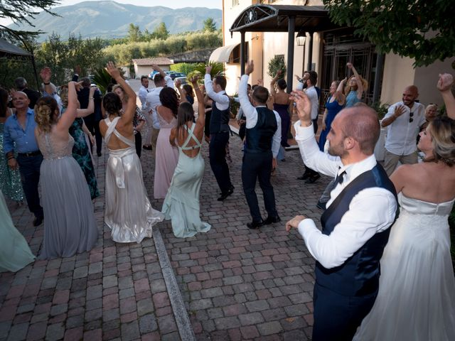 Il matrimonio di Luca e Lorenza a Alatri, Frosinone 510